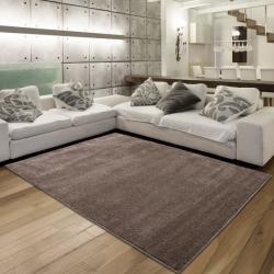 Moderner Teppich RIVA 3200 BRAUN 200 x 290 cm