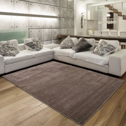 Moderner Teppich RIVA 3200 BRAUN 160 x 230 cm