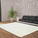 Shaggy Deluxe Teppich Teppich DREAM SHAGGY 4000 CREAM 65 x 130 cm