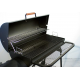 BBQ Grill Smoker Gartengrill Holzkohle 95 cm Rost