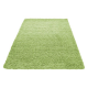 Shaggy Deluxe Teppich Teppich DREAM SHAGGY 4000 GRÜN 200 x 290 cm