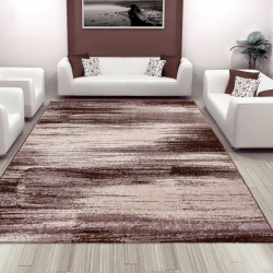 Moderner Multicolor Teppich SAMBA 1703 BRAUN 200 x 290 cm