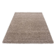 Tapis Shaggy Deluxe Tapis DREAM SHAGGY 4000 MOCCA 120 X 170 cm