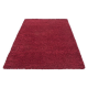 Tapis Shaggy Deluxe Tapis DREAM SHAGGY 4000 ROUGE 65 x 130 cm