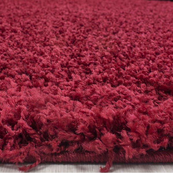teppich 120x120 beautiful gewebt flachflor polyester hochwertig floral blumen landhaus rosa. Black Bedroom Furniture Sets. Home Design Ideas