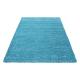 Shaggy Deluxe Teppich Teppich DREAM SHAGGY 4000 TURKIS 160 x 230 cm