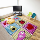 Tapis Enfant HAPPY 1802 MULTI 160 x 230 cm