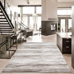 Hochwertiger 3D Teppich SULTANA 2300 BRAUN 200 x 290 cm