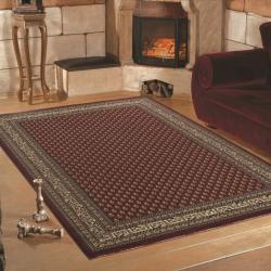 Orient Teppich MARRAKESH 0205 ROT 80 X 150 cm Teppichläufer