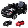 Voiture électrique enfant Mercedes SLS AMG sous licence avec Télécommande contrôle à distance