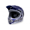 X-treme Kinder Cross Helm Design 2016 - BLAU