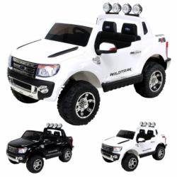 Kinder Elektroauto Ford Ranger Lizenziert - 2 x 35 Watt Motor mit Fernbedienung