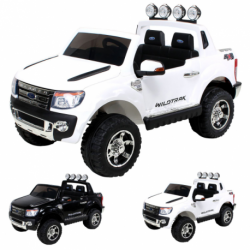 Kinder Elektroauto Ford Ranger Lizenziert - 2 x 35 Watt Motor