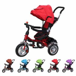 Kinderdreirad Schieber Kinderwagen Kinderfahrrad 7 in 1
