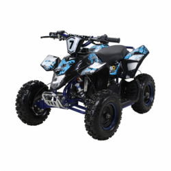 Kinder Quad Miniquad Fox XTR PREMIUM 49 cc E-Start - Tuning Engine