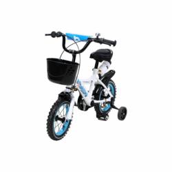 Kinder Fahrrad Donaldo 12 Zoll Blau mit Stützräder