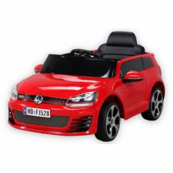 Kinder Elektroauto VW Golf GTI Lizenziert mit Fernbedienung
