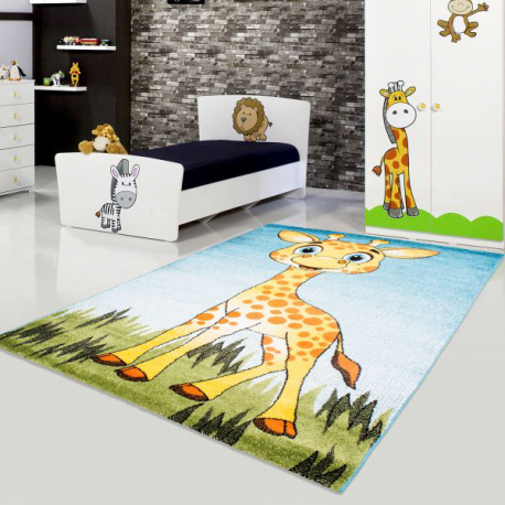 Tapis Enfant HAPPY 1807 MULTI 200 x 290 cm