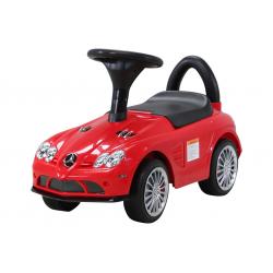 Kinder Bobby Car Mercedes SLR Lizenziert