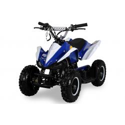 Mini Kinder ATV Quad 49 cc Racer Pocketquad E-Starter Alarmanlage mit 2 Fernbedienungen