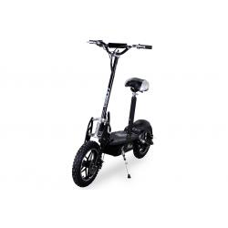 Elektro Scooter Roller E-Flux Vision 1000W 10 Zoll mit Freilauf