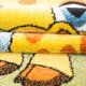 Kinder Teppich HAPPY 1807 MULTI 80 X 150 cm Teppichläufer