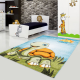 Tapis Enfant HAPPY 1808 MULTI 200 x 290 cm