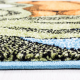 Kinder Teppich HAPPY 1808 MULTI 80 X 150 cm Teppichläufer