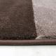 Moderner 3D Teppich HAWAII 1310 BRAUN 120 X 170 cm