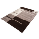 Tapis Modern 3D HAWAII 1310 MARRON 160 x 230 cm