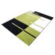 Tapis Modern 3D HAWAII 1310 VERT 160 x 230 cm