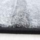 Moderner 3D Teppich HAWAII 1310 GRAU 200 x 290 cm