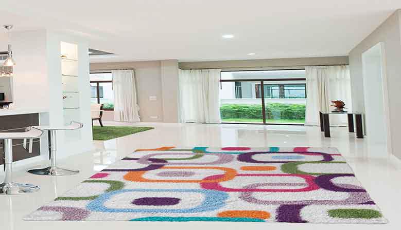 Multicolor Teppiche